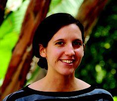 Dr. Rachel Stevenson, Jet Propulsion Lab