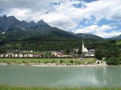 City of Pfarrwerfen, Salzburg, Austria