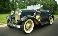 Not for sale: All-original single-family Deuce roadster
