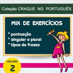 Código 330 Craque no português - Mix de Exercícios Volume 2
