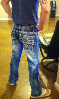 Men's Rock Revival Jeans $158 @ The Buckle