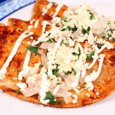 Authentic Mexican Recipes, Vegan Mexican Recipes, Mexican Cooking, Ethnic Recipes, Brunch Recipes, New Recipes, Cooking Recipes, Favorite Recipes, Bread Recipes