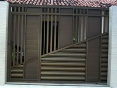 Portões de Alumínio, Grades e Janelas - Esquadria São Francisco