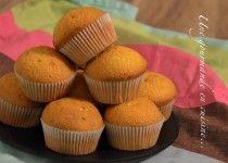 MAGDALENAS DE LIMÓN (madeleines espagnoles au citron)
