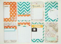 simple as that: DIY pocket travel journal