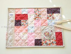 Quilt Petite Blog Hop Mini Quilts, Mug Rugs, Sewing Crafts, Needlework, Applique, Blanket, Table Runners, Enchanted, Handarbeit