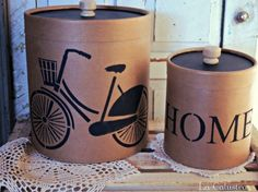 Me encantaaaaaan! Sisal, Home Crafts, Diy And Crafts, Decoupage Vintage, Pretty Box, Projects To Try, Shabby, Retro, Google