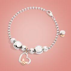 True love in a bracelet Jewelery, Jewelry Bracelets, Isetan, New Charmed, Pomellato, Smiley, True Love, Diamond Jewelry, Tiffany