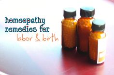 {just-making-noise} Pregnancy Notes: Homeopathy Remedies for Pregnancy, Labor and Postpartum... good information!