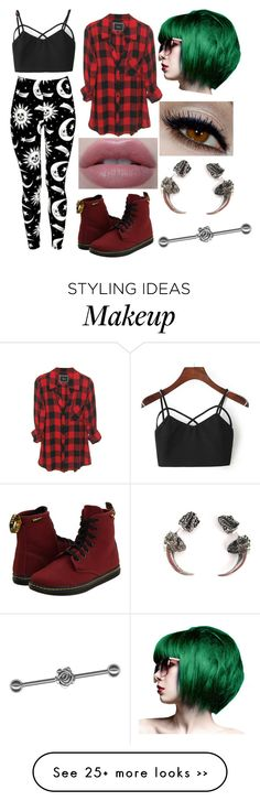 """Untitled #907"" by thugpugbri on Polyvore"