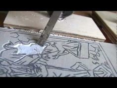 Orthodox icon carving - beautiful video.  Jonathan Pageau carves Eastern Orthodox Icons and other traditional Christian images in wood and stone in a desire to reconnect with the ancient spiritual traditions of Christianity.