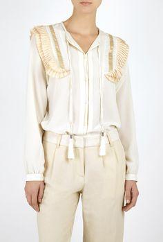 chloe blouse - Google Search