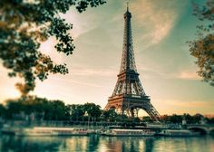 The Eiffel Tower is a wrought iron lattice tower on the Champ de Mars in Paris, France. It is named after the engineer Gustave Eiffel, whose company designed and built the tower. Wallpapers Paris, Paris Wallpaper, Hd Wallpaper, France Wallpaper, Photo Wallpaper, Vintage Wallpapers, Scenery Wallpaper, Wallpaper Pictures, Wallpaper For Laptop