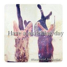 Bestfriend bucketlist i think we should do this felicia :)))