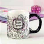 Sisters Mug $8.99