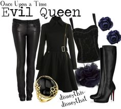 Once Upon a Time - Evil Queen Regina Mills