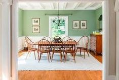 Image result for add chair rail to room