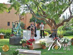 18 Aniversario Misión Del Sol.