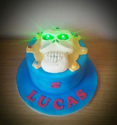Zak Storm cake