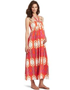 Olian Nora Maxi Dress: Olian's Nora Maxi Dress ($45) is a beautiful way to highlight a growing bump this Spring.