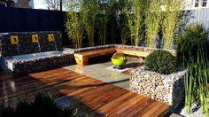 urban garden design Urban Garden Design, South London, Beautiful Gardens, The Hamptons, Patio, Outdoor Decor, Home Decor, Decoration Home, Room Decor