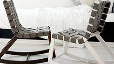 De leukste schommelstoel voor in de kinderkamer