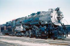 Castle Graphics Transportation Galleria - Color/cbq 6319 galesburg il april4-1959