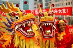 Chinese New Year Traditions | Curious Chinese New Year Celebrations | The Curious Collections of ...