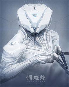 Robotics / Weapons �V Digital Art by Ben Mauro   http://cgvilla.com/2014/12/18/robotics-weapons-digital-art-by-ben-mauro/