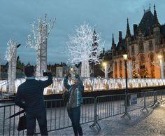 Na rampjaar opent Kerstmarkt haar deuren met vernieuwde moed (Brugge) - Het Nieuwsblad