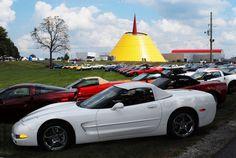 Corvette's 60th Anniversary- June 27-28, 2013 at the National Corvette Museum