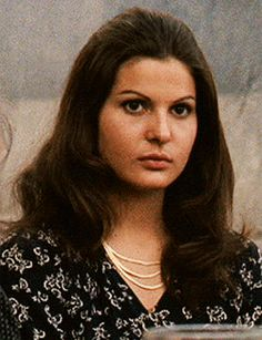 Apollonia Vitelli in The Godfather was played by Simonetta Stefanelli, and was one of my biggest crushes when I was younger