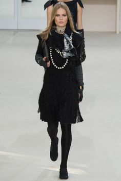 Runway Report: Chanel Fall 2016