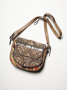➳➳➳☮ American Hippie Bohemian Boho Feathers Gypsy Spirit Style ~ Bag ..