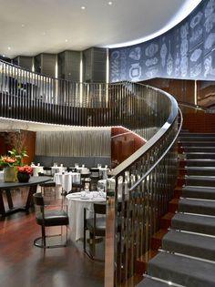 Il Ristorante at the Bulgari Hotel in London