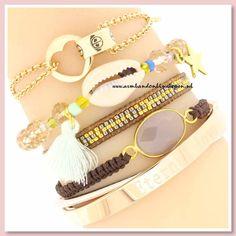 ♡  Helemaal in de Ibiza sferen met onze prachtige ibiza armbandjes! ♡ www.armbandonlinekopen.nl