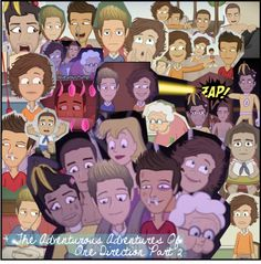 """♥ - ""The Adventurous Adventures Of One Direction {Part 2}"""" by swag-jbx21d ❤ liked on Polyvore"