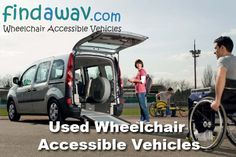 info for 581f8 fa675 If you are willing to buy used wheelchair accessible vehicles then you  should visit our one
