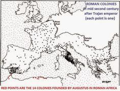 História da Britânia: Como eram as cidades na Britânia romana?   Direito e História
