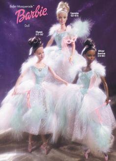 Ballet Masquerade 2001