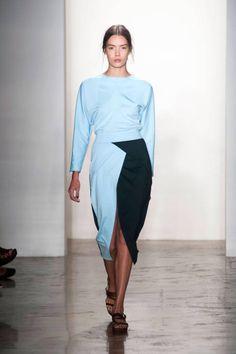 Costello Tagliapietra S/S 2014 #NYFW