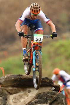 Peter Sagan Men's Cross-Country Rio Olympic Games 2016 Getty Images
