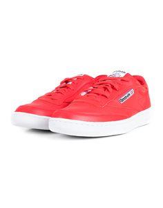0e94c13386834 Buy Red Classic Sneakers - Reebok. Pina Court