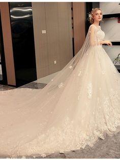 Off-The-Shoulder Sheath/Column Floor-Length Hall Wedding Dress