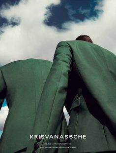 Photographed by Alessio Bolzoni KRISVANASSCHE Spring-Summer 2014 Campaign