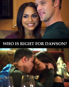 Who is right for Dawson? #ChicagoFire