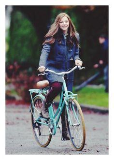 Поездка на велосипеде)