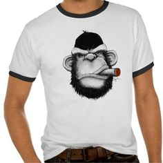 >>>Smart Deals for          	Cigar Monkey T Shirts           	Cigar Monkey T Shirts you will get best price offer lowest prices or diccount couponeShopping          	Cigar Monkey T Shirts today easy to Shops & Purchase Online - transferred directly secure and trusted checkout...Cleck Hot Deals >>> http://www.zazzle.com/cigar_monkey_t_shirts-235099629109595528?rf=238627982471231924&zbar=1&tc=terrest