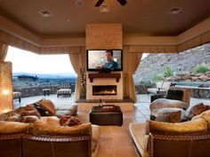 Awesome Indoor/Outdoor Design