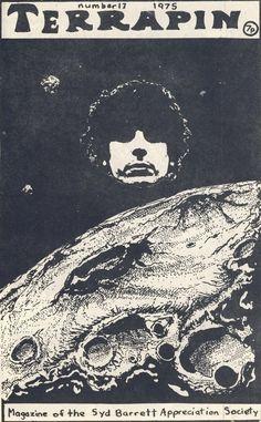 Magazine of the Syd Barrett Appreciation Society Terrapin 1975